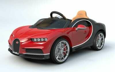 AUTO MACCHINA ELETTRICA PER BAMBINI Bugatti Chiron 12v PRODOTTO LICENZIATO