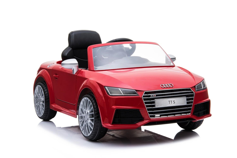 AUTO MACCHINA ELETTRICA PER BAMBINI Audi TT S 12v PRODOTTO LICENZIATO