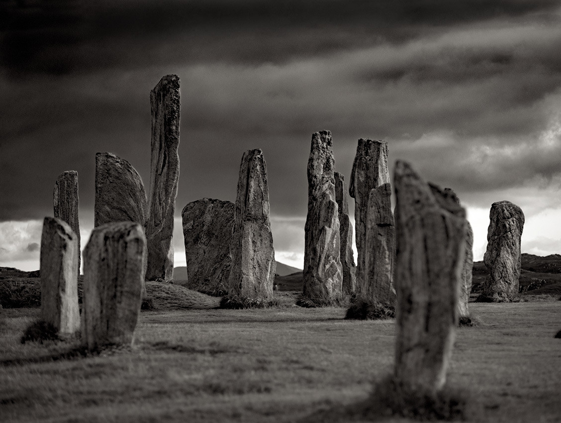Callanish Standing Stones, Isle of Lewis - Scotland