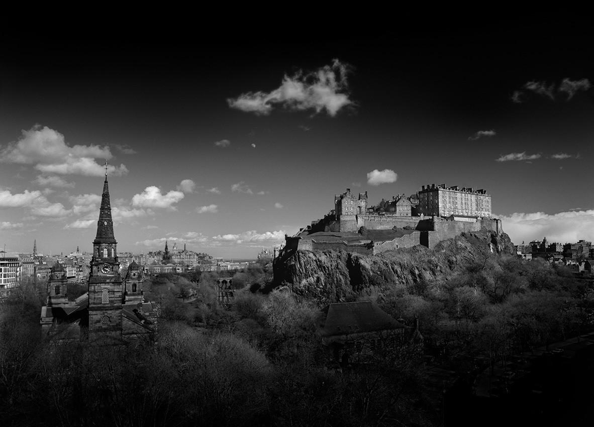 Edinburgh Castle, City of Edinburgh - Scotland