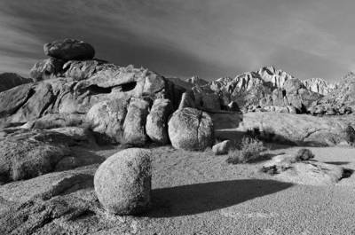 Alabama Hills - Owens Valley, California