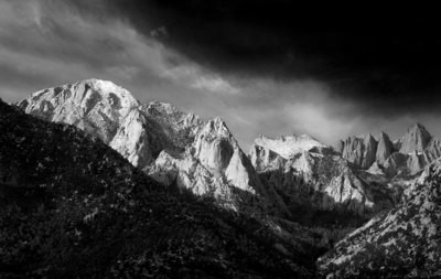 Mount Whitney Portal, Sierra Nevada - California