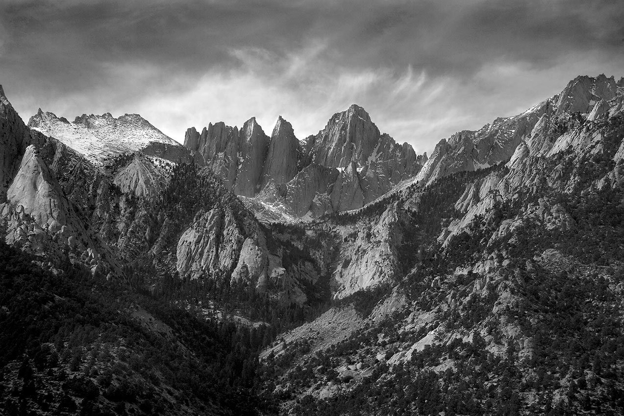 Mount Whitney Wilderness, Sierra Nevada - California