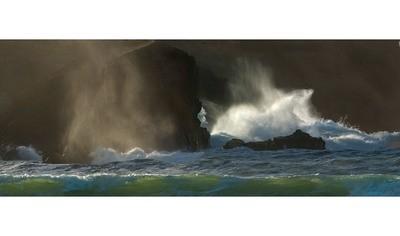 Dailbeag Waves, Lewis - Scotland