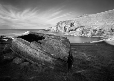 Polin-Bay, Sutherland - Scotland