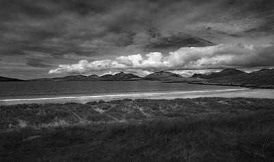 Luskentyre Beach, Harris - Scotland