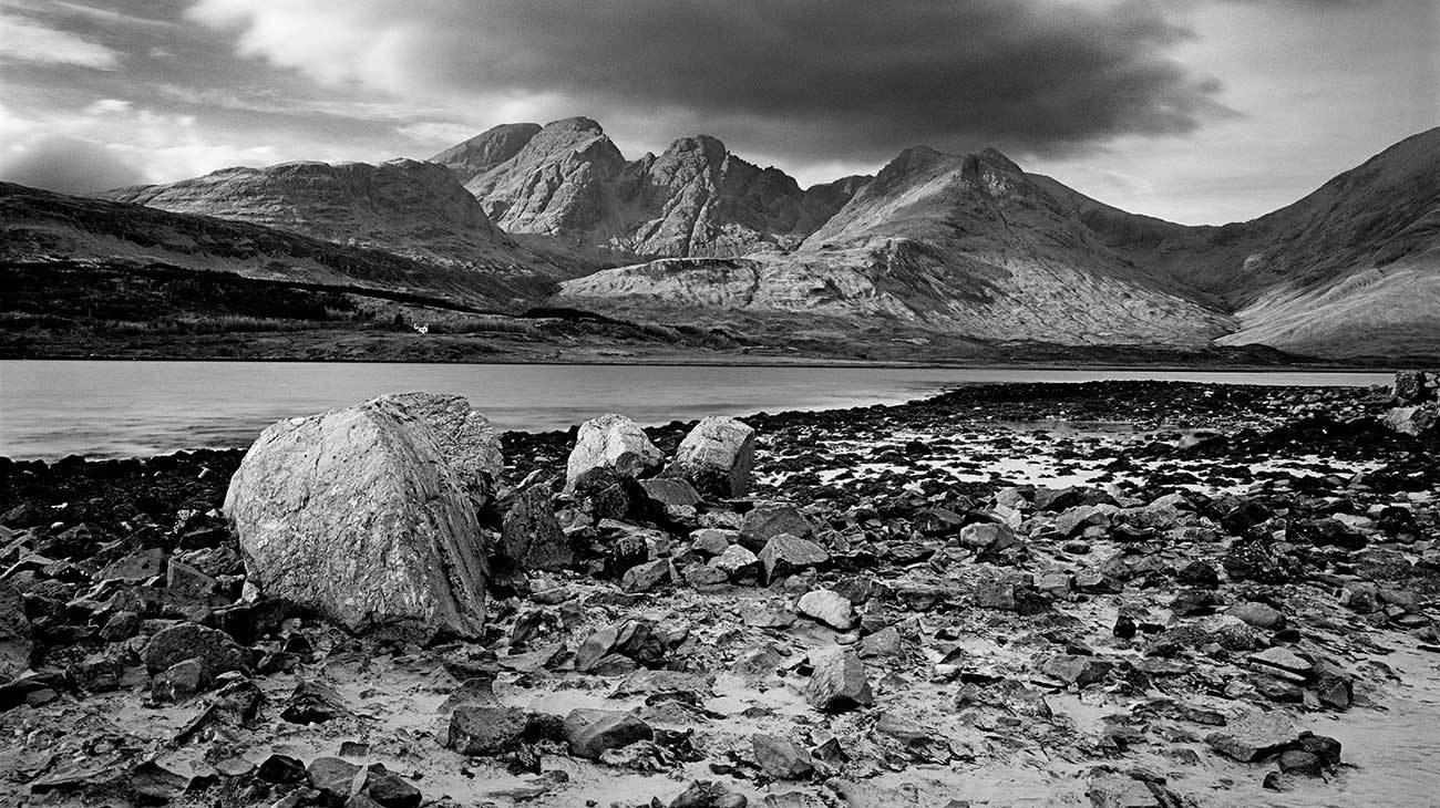 The Cuillins, Isle of Skye - Scotland