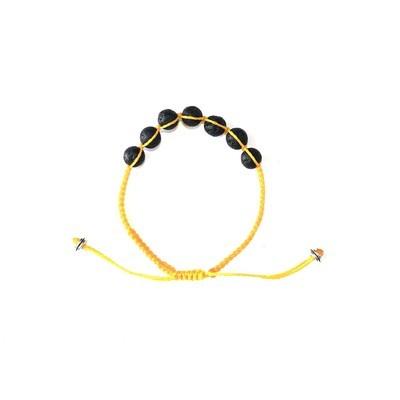 Comfy Lemon Diffuser Bracelet