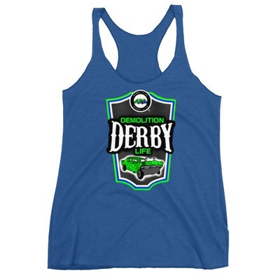 DDL Shield Racerback Tank