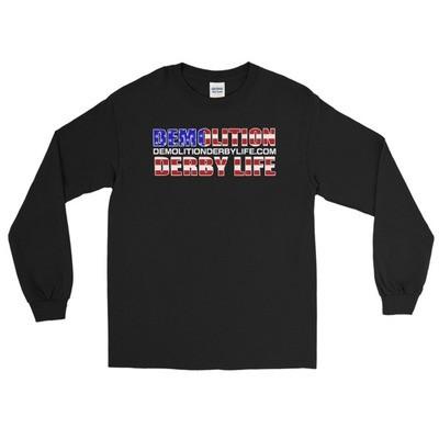 American Flag Long Sleeve