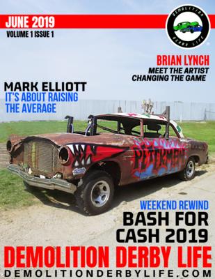 Demolition Derby Life Magazine Issue 1