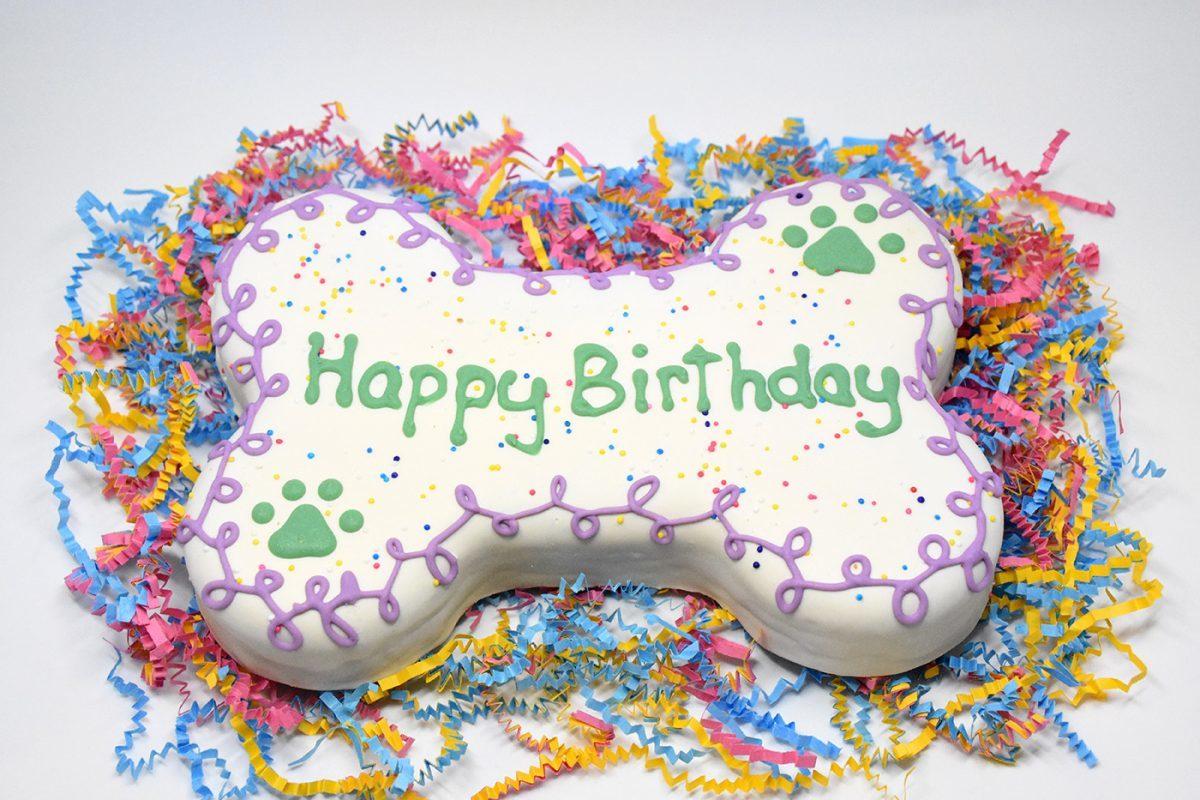 Decorated Bone Cake 00037