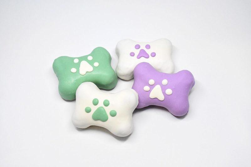 Mini-Bone Cakes