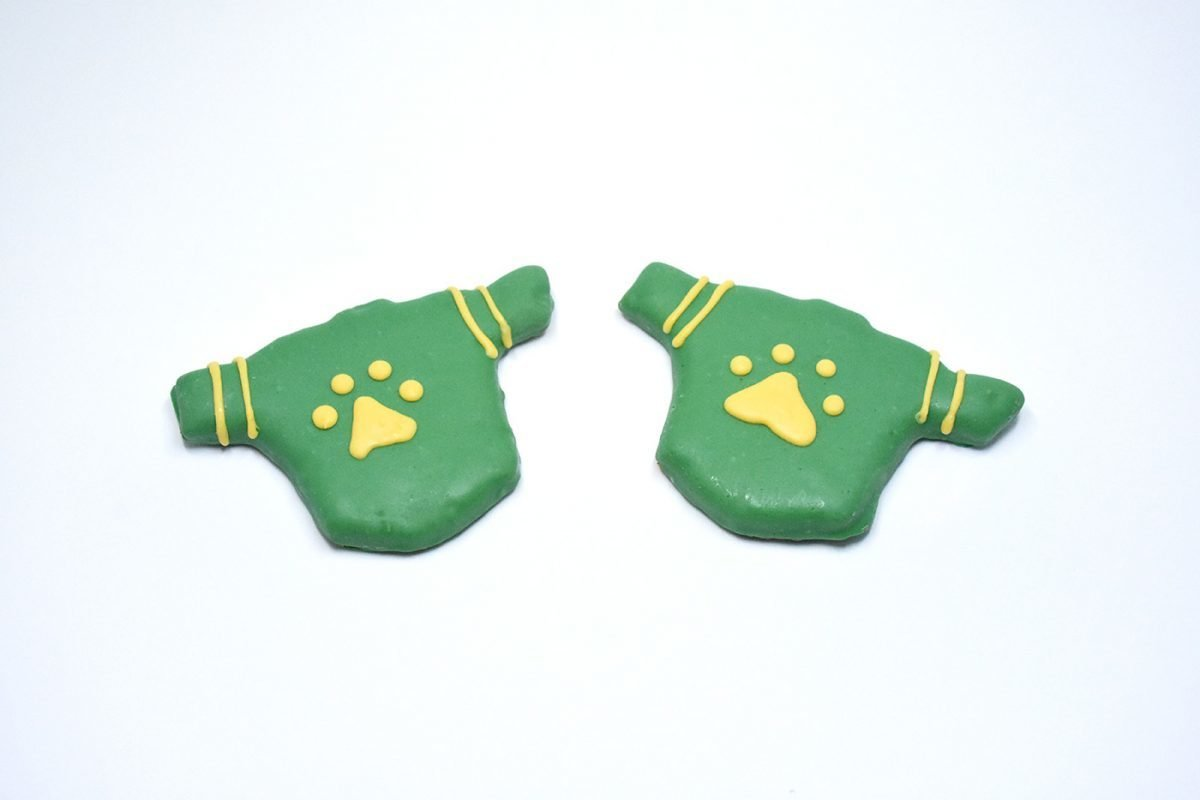 Jerseys - Green / Gold