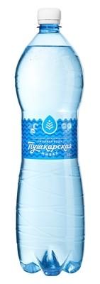 Вода природная питьевая