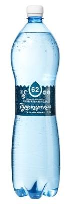 Вода минеральная лечебно-столовая