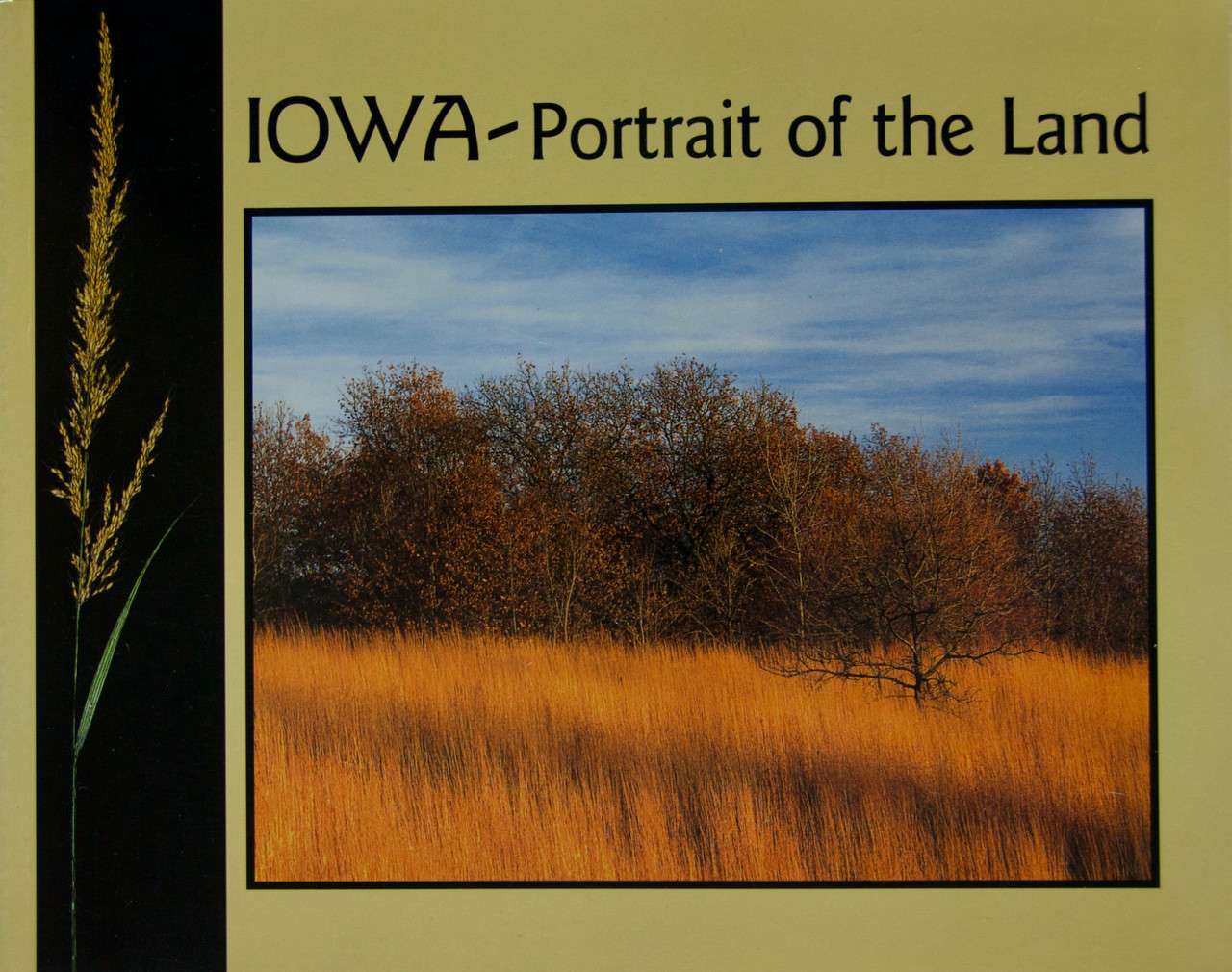 Iowa: Portrait of the Land