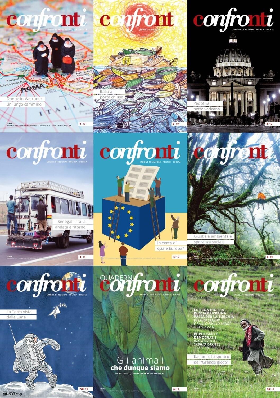 Abbonamento annuale (PDF)