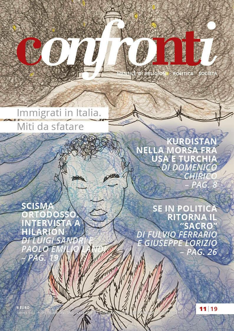 Confronti novembre 2019 − Immigrati in Italia. Miti da sfatare (Cartaceo)