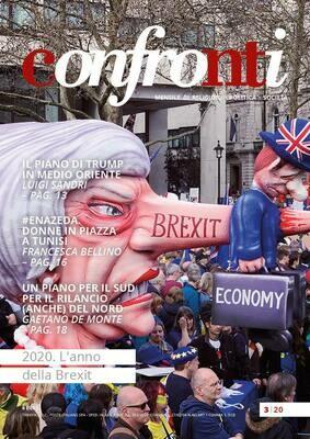 Confronti marzo 2020 - 2020. L'anno della Brexit (Cartaceo)