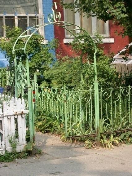 Vente En Ligne D Arches D Entrée De Jardin En Fer Forgé
