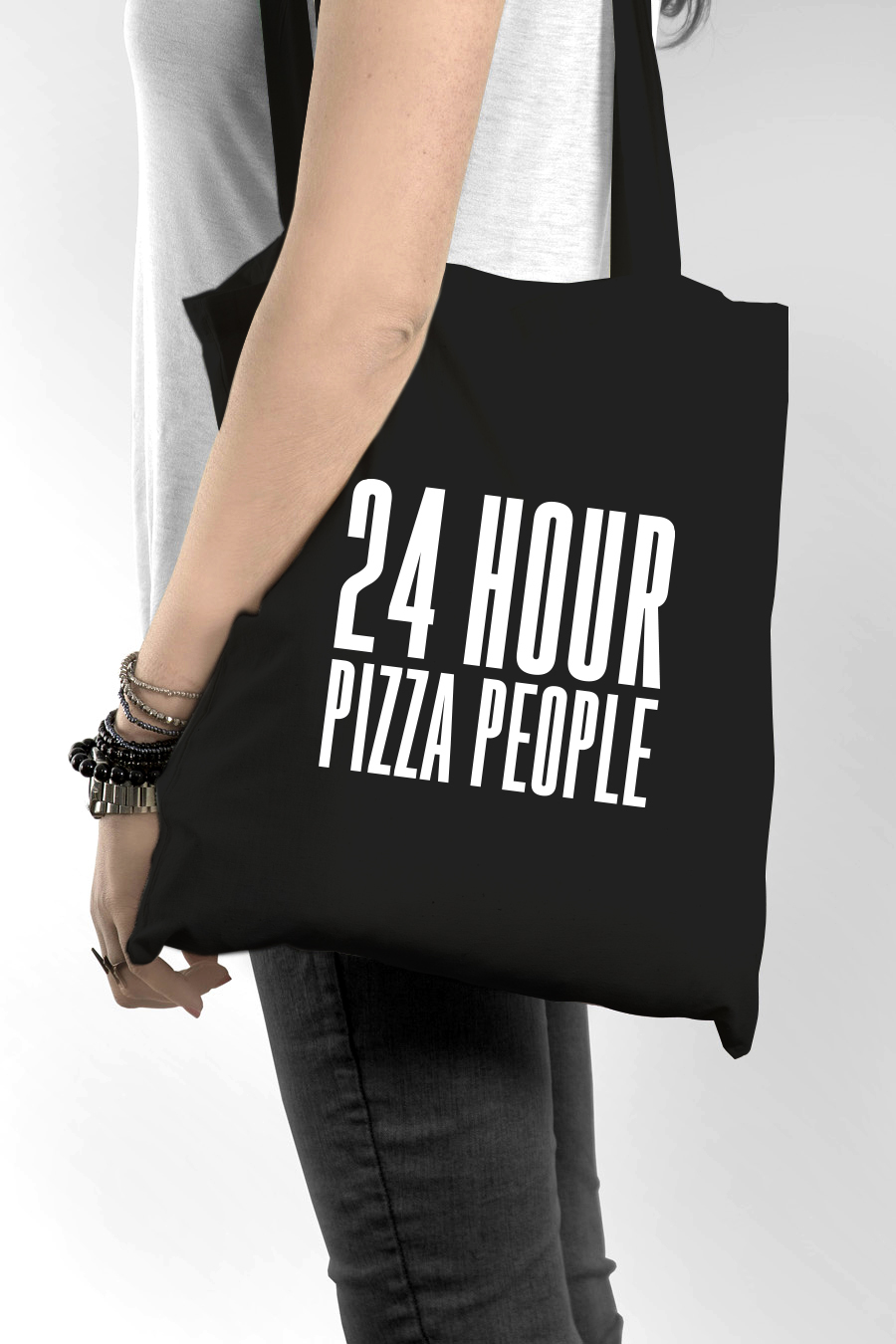 24 HOUR PIZZA PEOPLE - BAG 00004