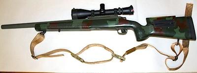 Slip Cuff Quick Release Rifle Sling