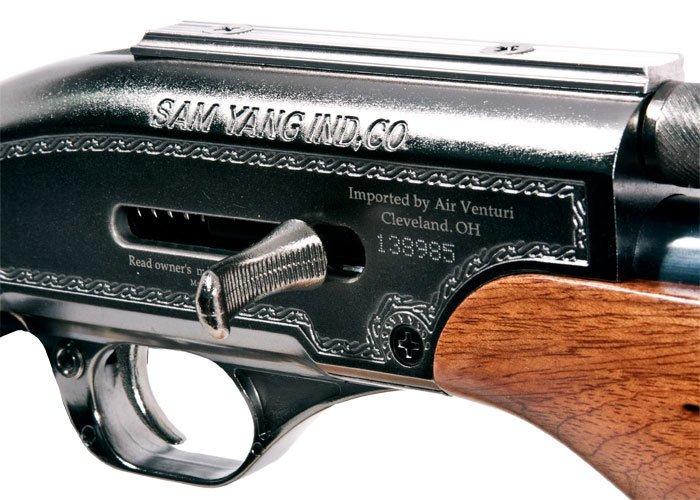 Seneca Air Rifles