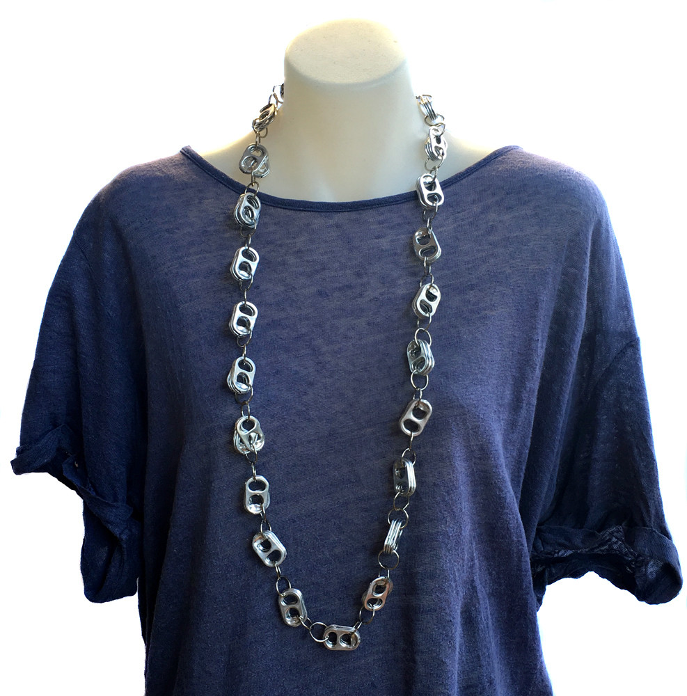 Necklace_Pull Tab_Long
