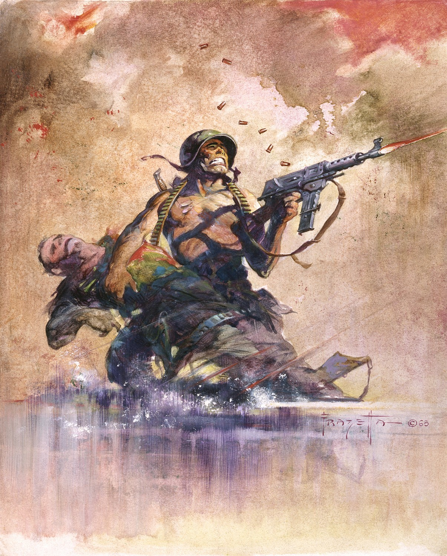 Combat (No - 62)