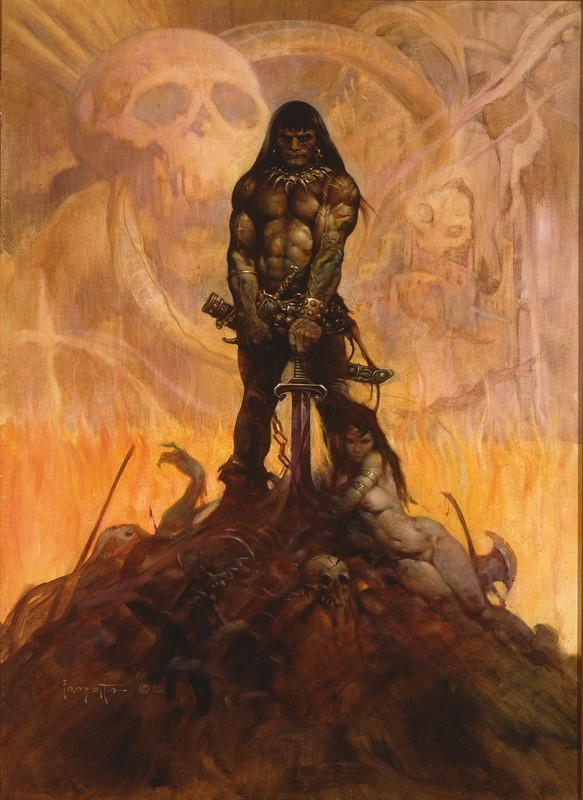The Barbarian (No - 40)