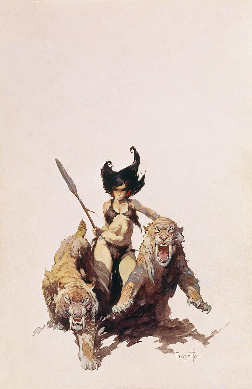 The Huntress (No - 68)