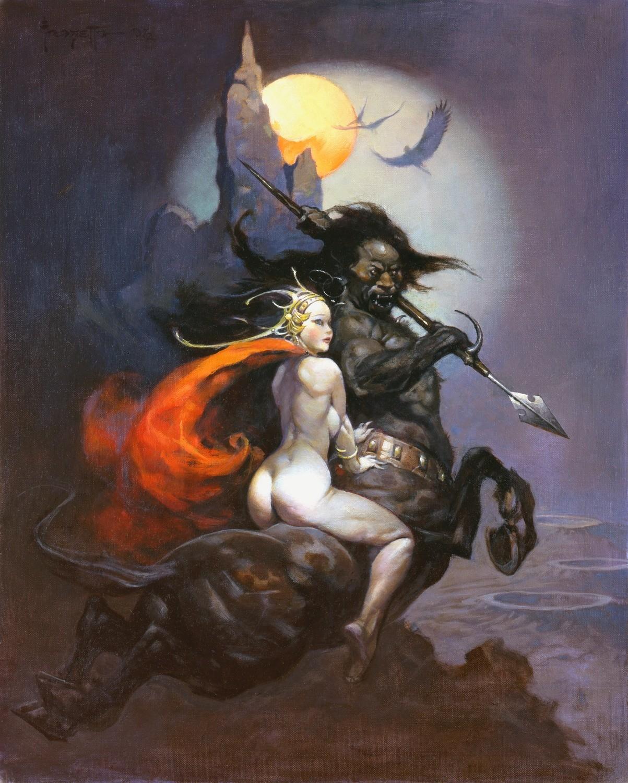 The Moonmaid (No - 48)