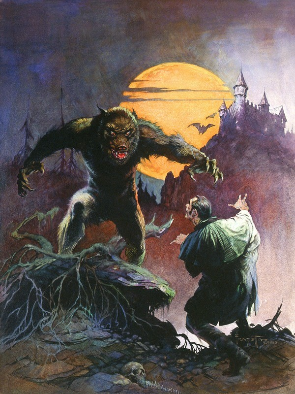 Wolfman (No - 7)