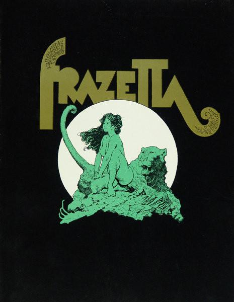 Frank Frazetta The Living Legend