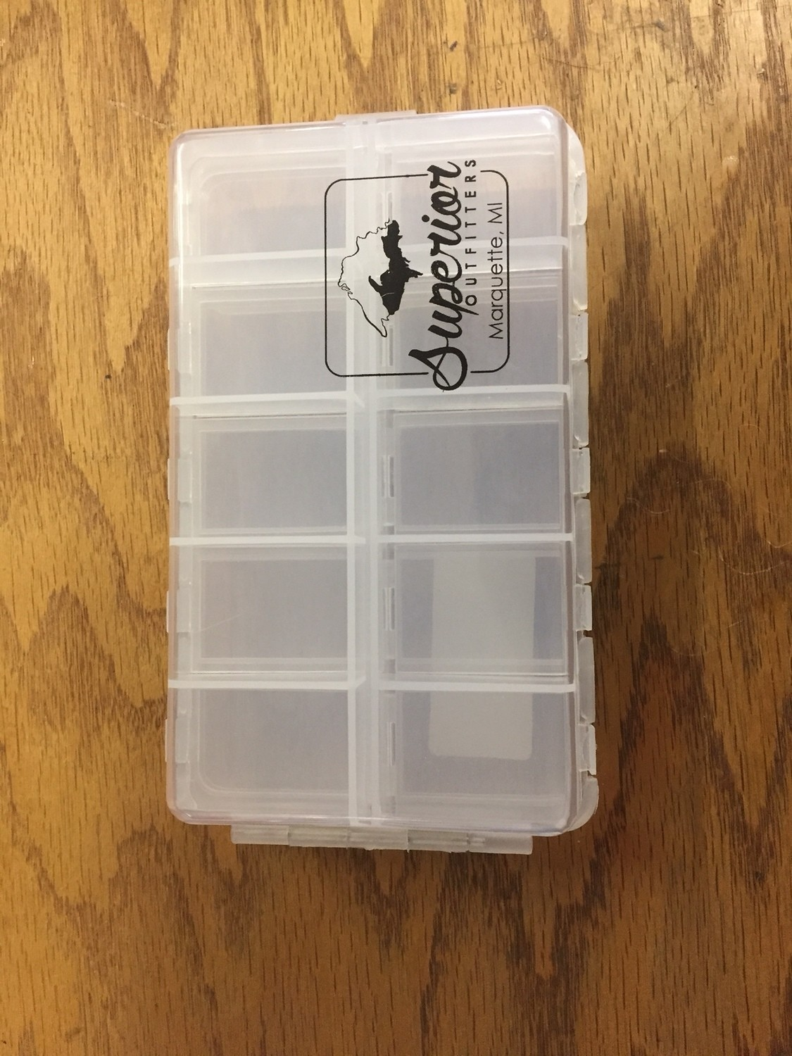20 Compartment Box Perfect for beads, Flies and Jigs