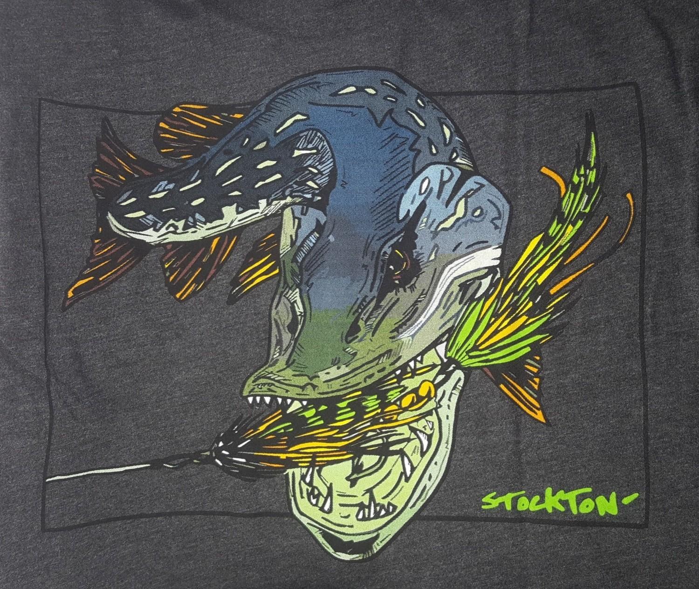 Simms Stockton Pike T-Shirt