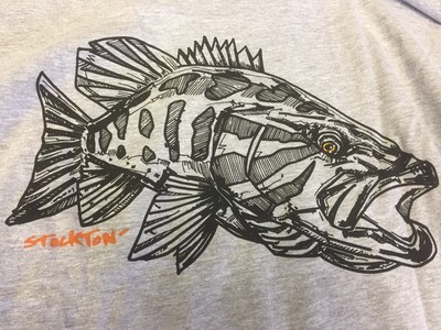 Simms Stockton Bass T-Shirt