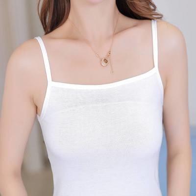 Cotton Sleeveless Women Vest Free Size