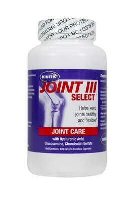 Kinetic Joint III Select 120 ct