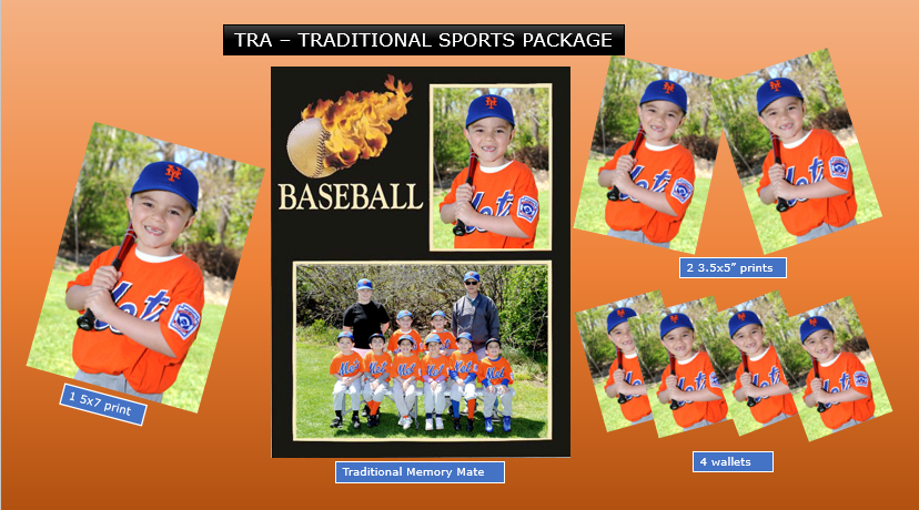 TR - The Traditional Sports Package TR-