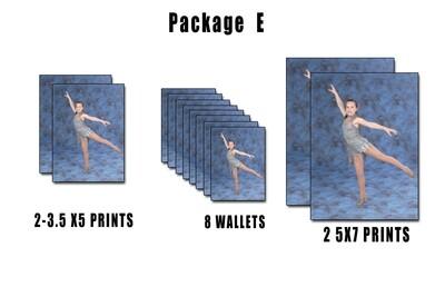 Dance Package E