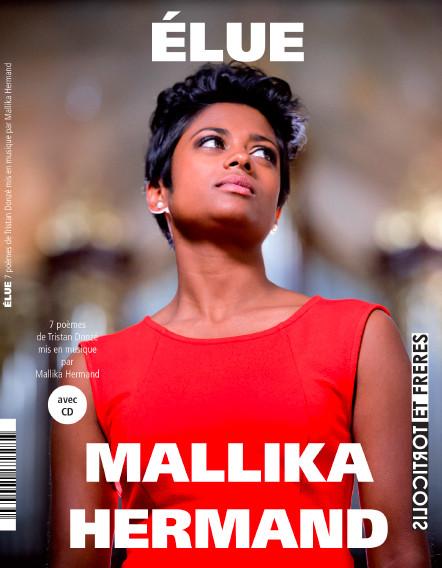 """CD MUSIQUE__Mallika Hermand, """"Elue"""" (d'après 7 poèmes de Tristan Donzé)"""