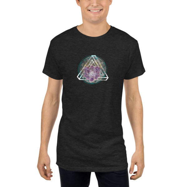 Lotus Penrose - Long Body Urban Tee
