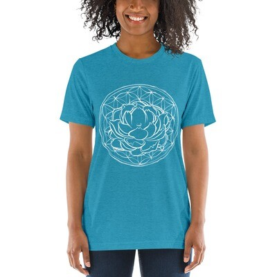LnJ Short sleeve t-shirt Teal