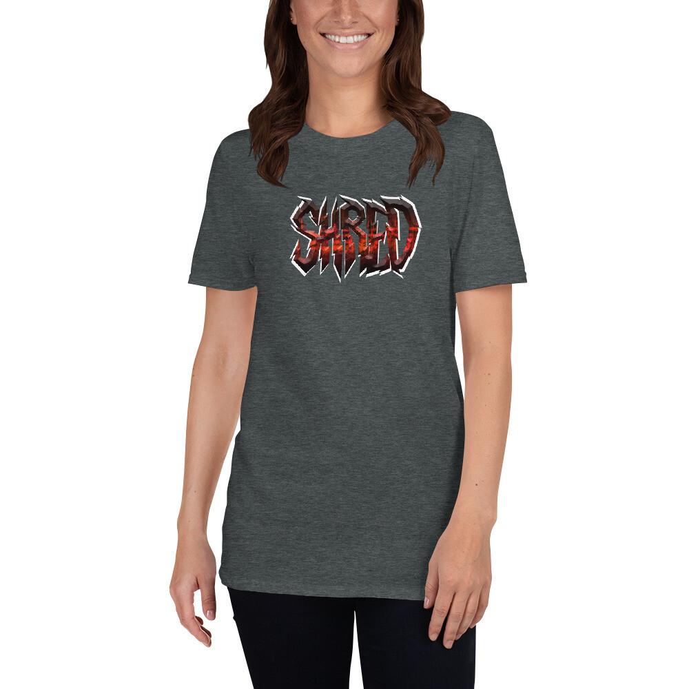 Shred Pop - Short-Sleeve Unisex T-Shirt