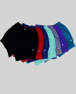 Mens Pune Yoga Shorts (Organic Cotton)