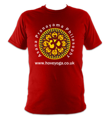 Childrens Hove Yoga T-Shirt