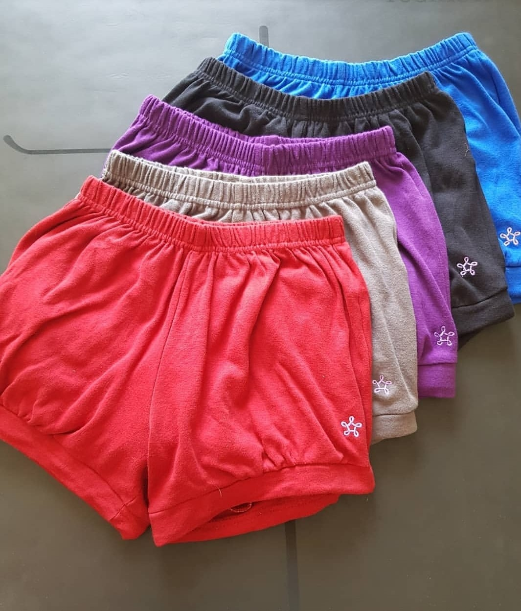 Womens Pune Yoga Shorts (Organic Cotton)
