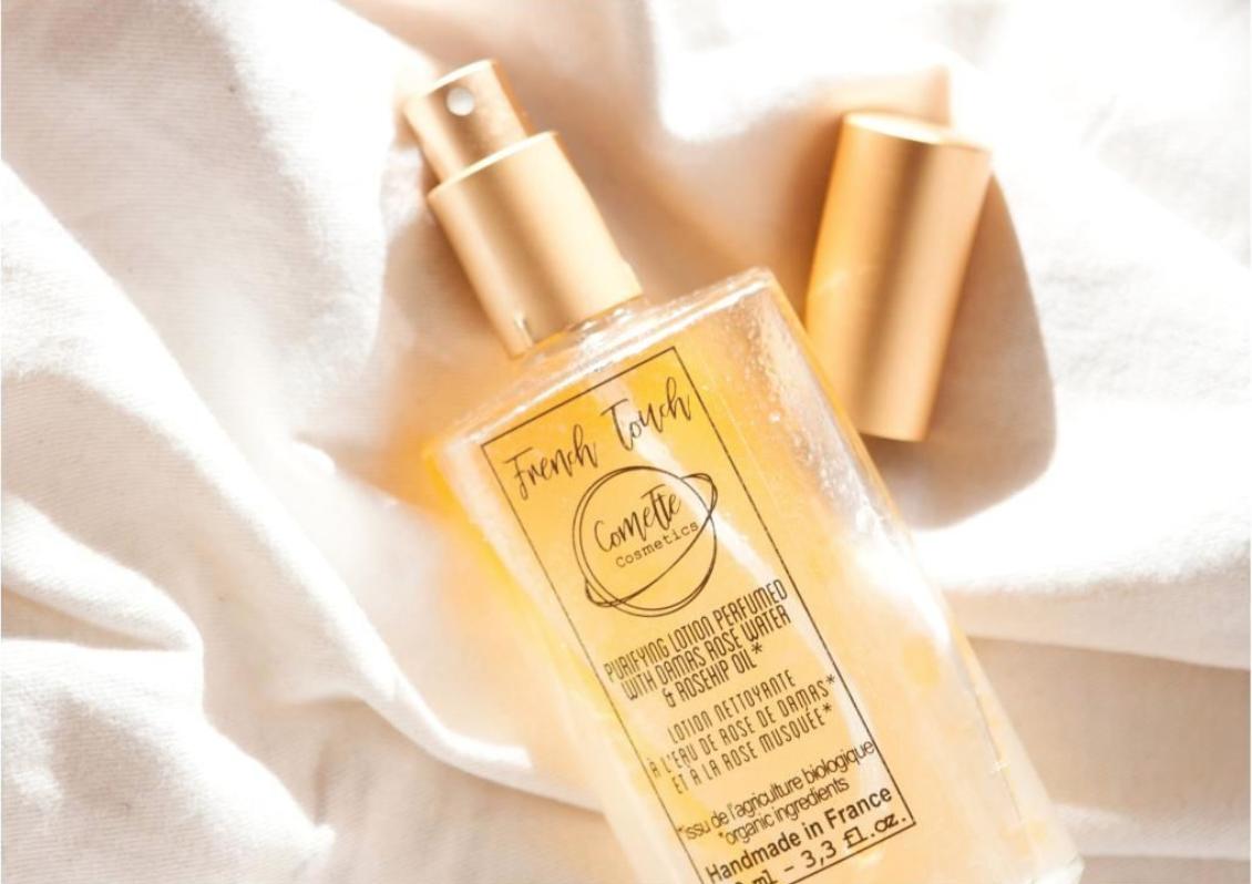 French Touch de Comette Cosmetics